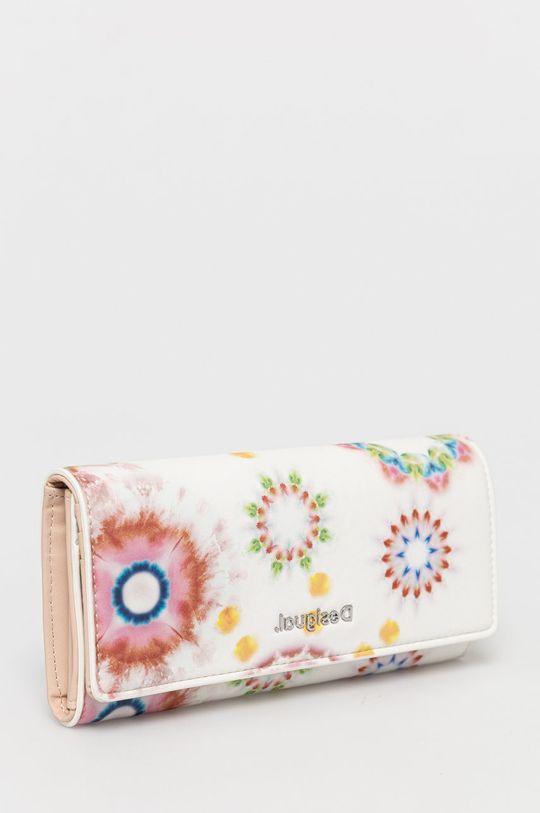 Desigual - Peňaženka  Podšívka: 100% Polyester Základná látka: 100% Polyuretán