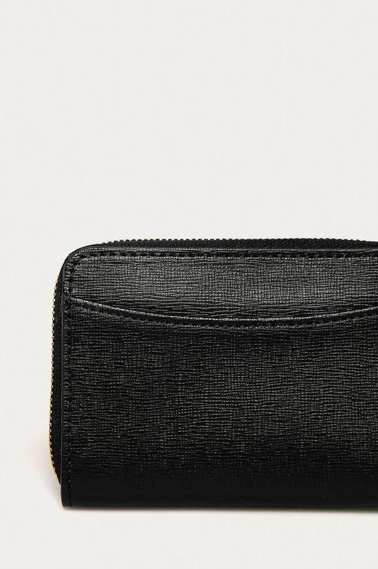 Furla - Kožená peňaženka Babylon čierna