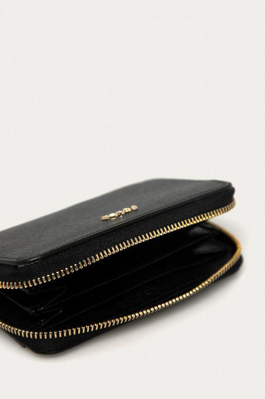 čierna Furla - Kožená peňaženka Babylon