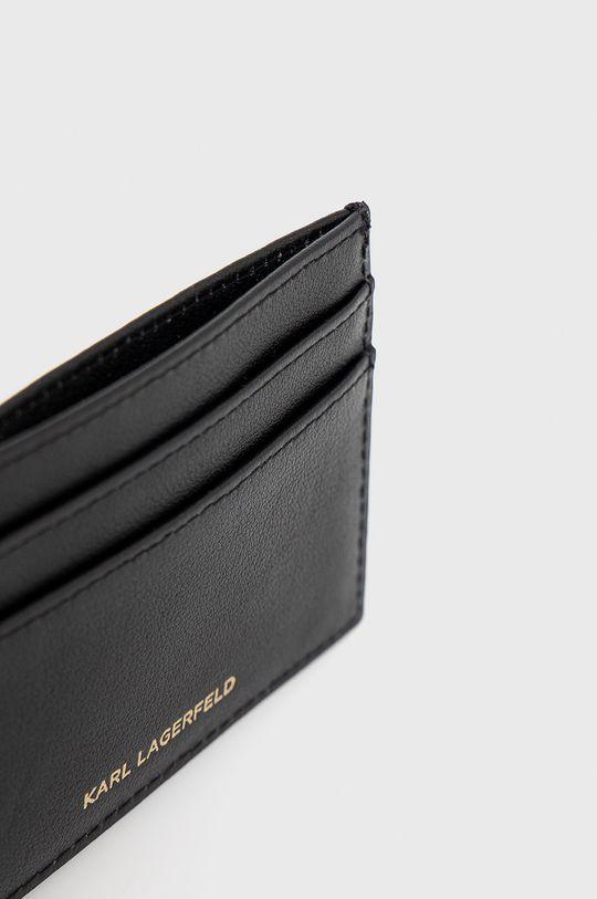 Karl Lagerfeld - Kožená peňaženka  100% Prírodná koža