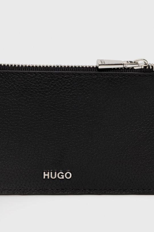 Hugo - Portfel skórzany 100 % Skóra naturalna