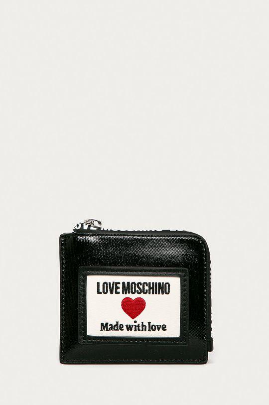 černá Love Moschino - Peněženka Dámský