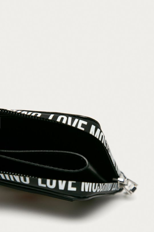 Love Moschino - Peněženka  Umělá hmota, Textilní materiál