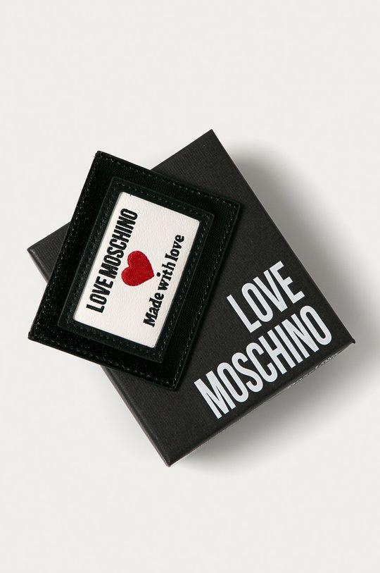 Love Moschino - Peněženka  Podšívka: 100% Bavlna Hlavní materiál: 100% PVC