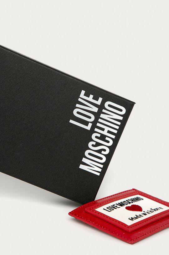 Love Moschino - Peňaženka  Syntetická látka, Textil