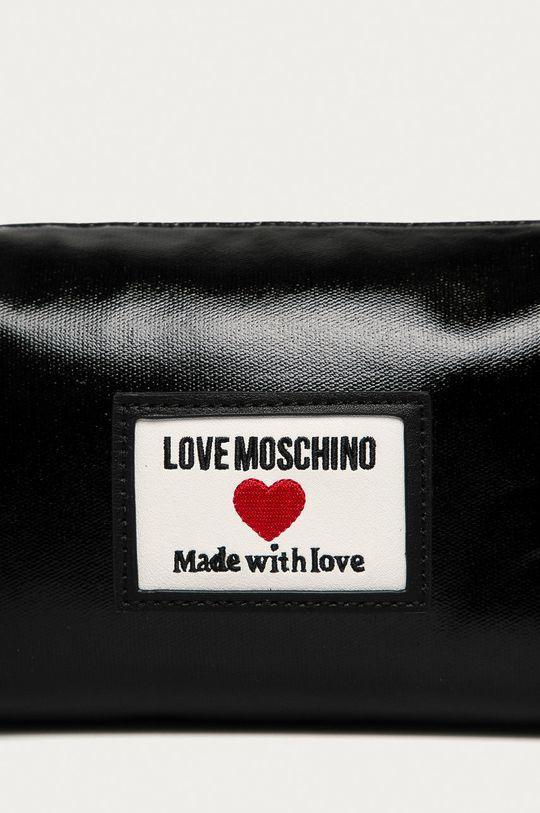 Love Moschino - Kosmetická taška černá