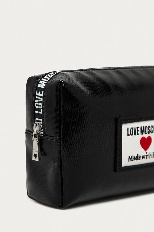 Love Moschino - Kosmetická taška  Umělá hmota
