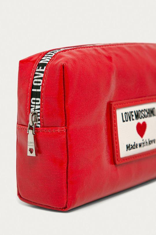 Love Moschino - Kosmetyczka czerwony