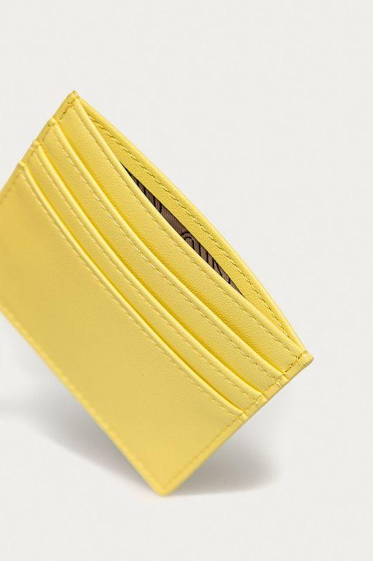 Love Moschino - Peňaženka svetložltá