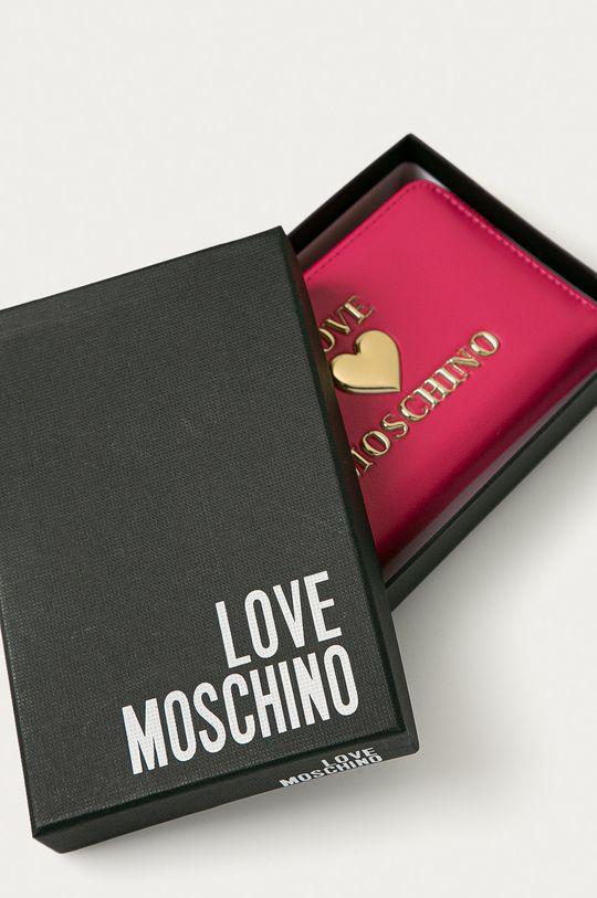 fuksia Love Moschino - Peňaženka