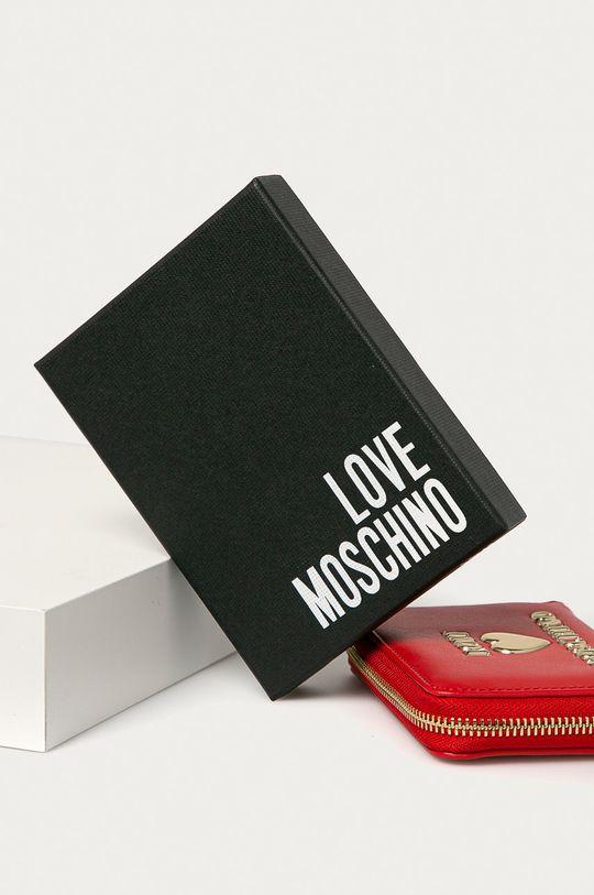 červená Love Moschino - Peňaženka
