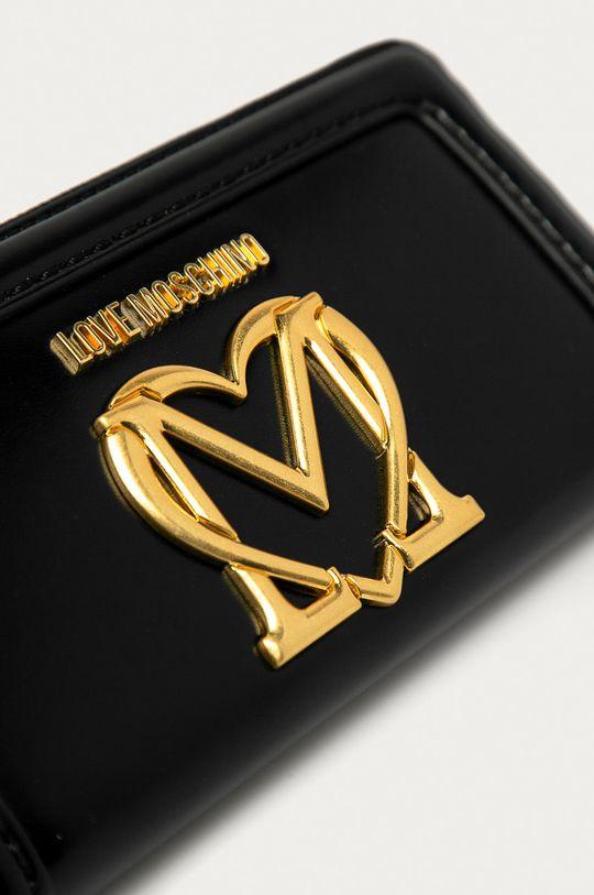 Love Moschino - Portfel czarny