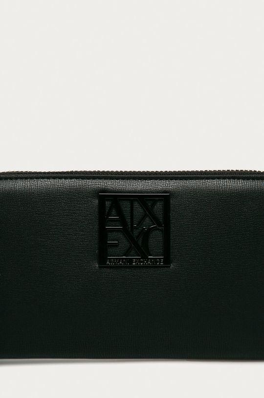 Armani Exchange - Peňaženka  Podšívka: 100% Polyester Základná látka: 100% Polyuretán