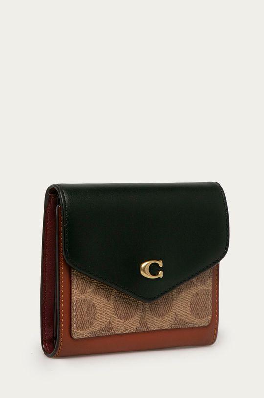 Coach - Kožená peněženka  100% Přírodní kůže