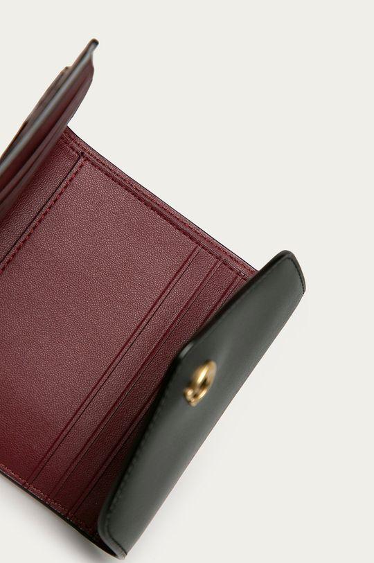 černá Coach - Kožená peněženka