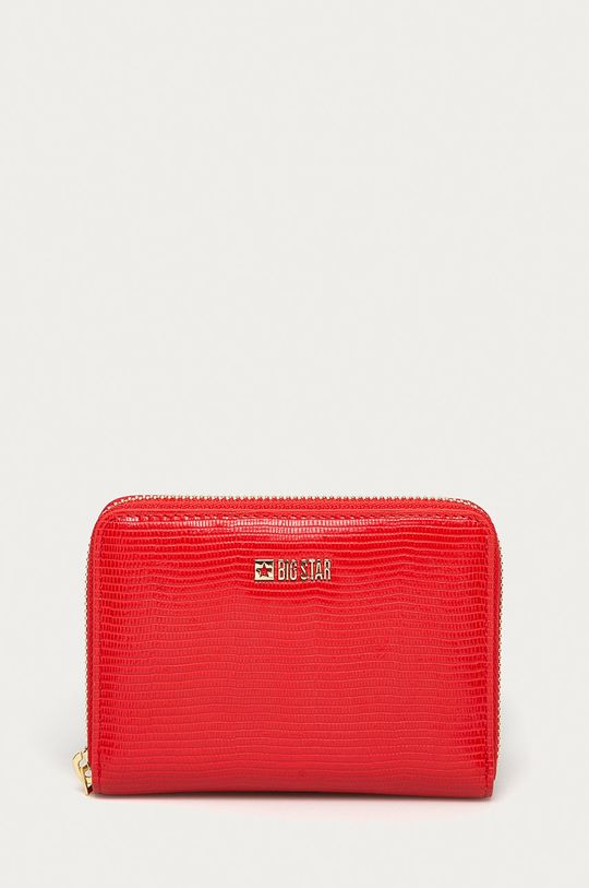 červená Big Star Accessories - Peněženka Dámský
