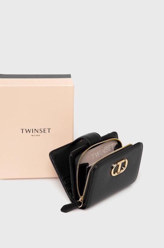 czarny Twinset - Portfel