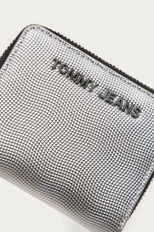 Tommy Jeans - Portfel srebrny