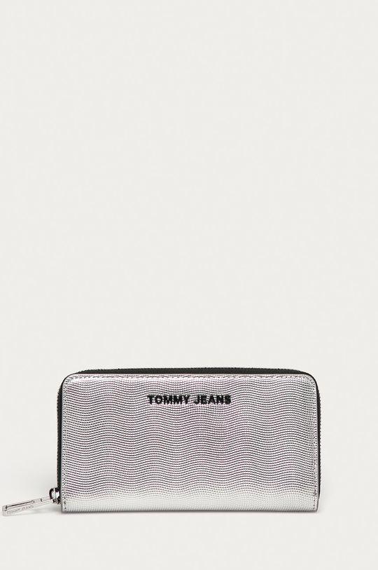 stříbrná Tommy Jeans - Peněženka Dámský