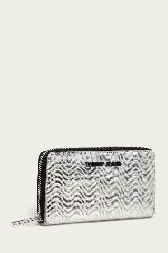 stříbrná Tommy Jeans - Peněženka
