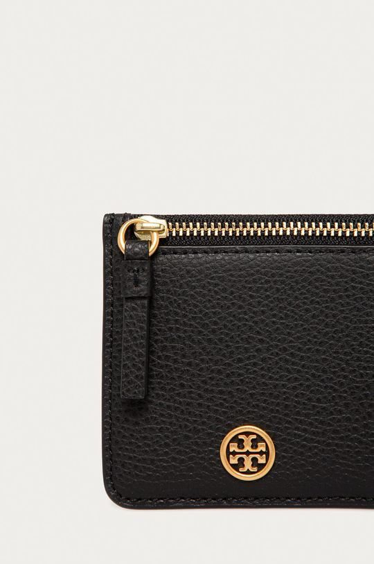 černá Tory Burch - Kožená peněženka