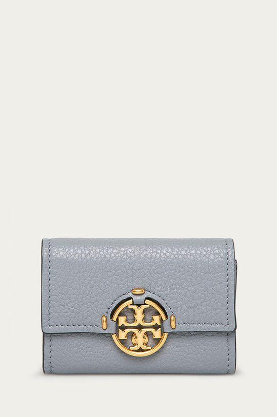 světle modrá Tory Burch - Kožená peněženka Dámský