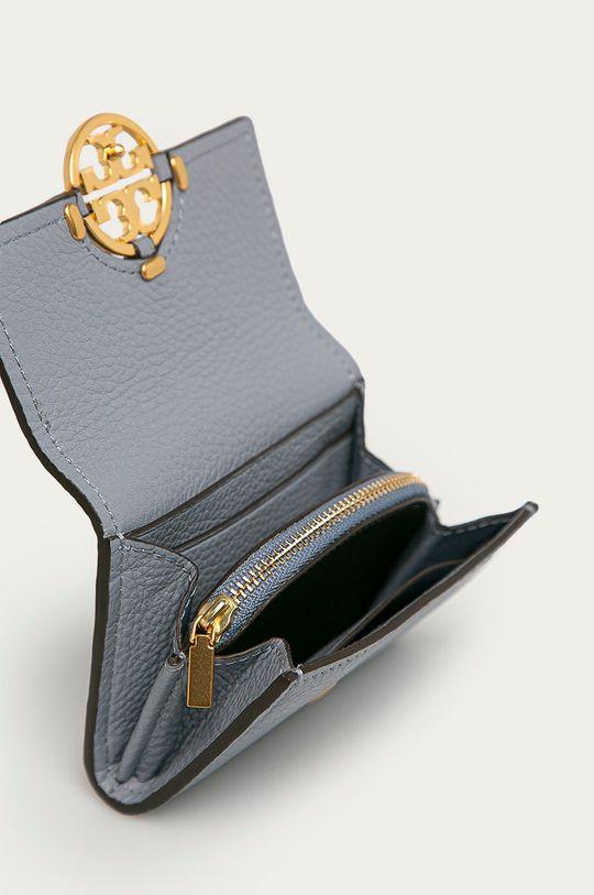 světle modrá Tory Burch - Kožená peněženka