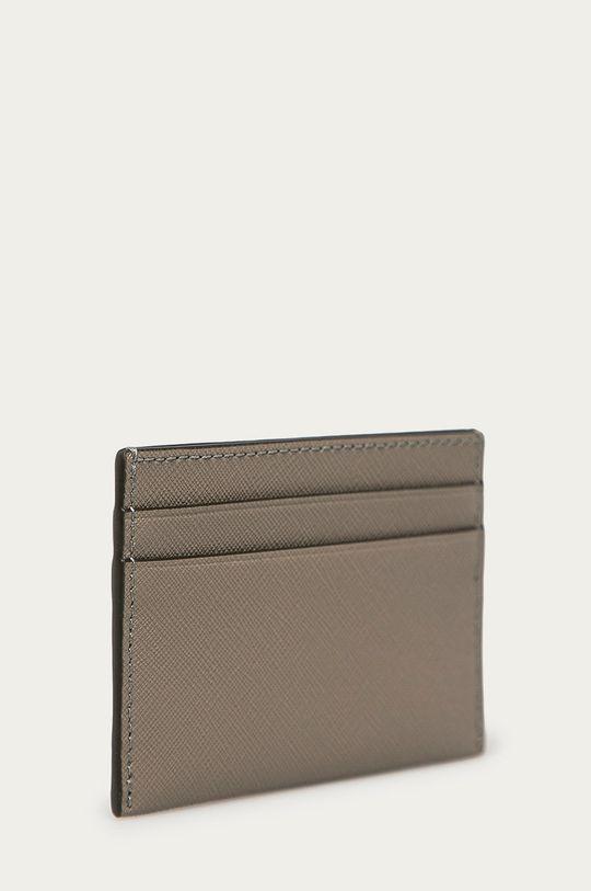 Tory Burch - Kožená peňaženka sivá