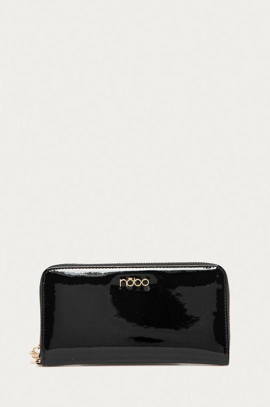 černá Nobo - Kožená peněženka Dámský