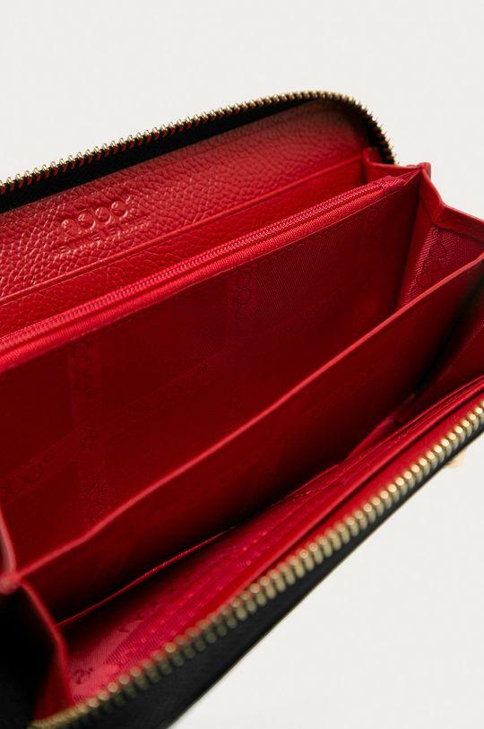 černá Nobo - Kožená peněženka