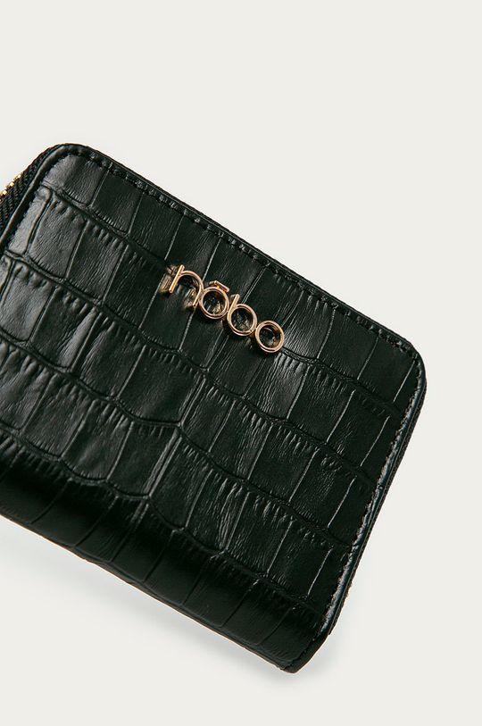 Nobo - Kožená peněženka černá