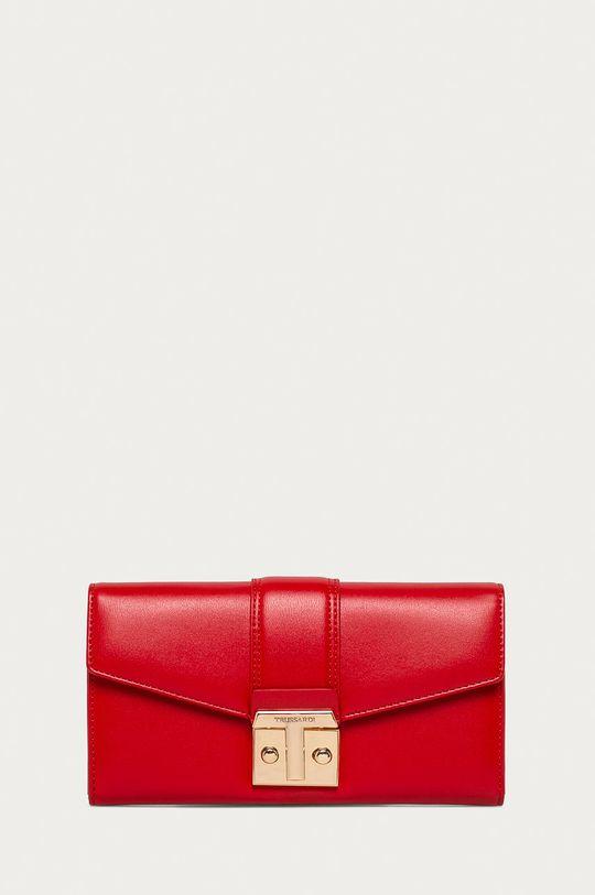 červená Trussardi Jeans - Peňaženka Dámsky