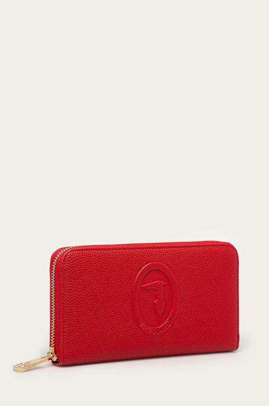 Trussardi Jeans - Kožená peňaženka  100% Prírodná koža