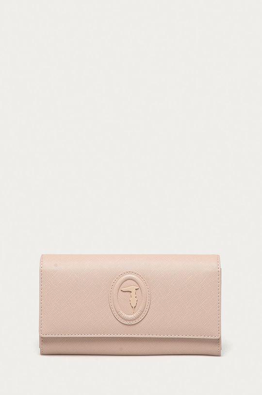růžová Trussardi Jeans - Peněženka Dámský