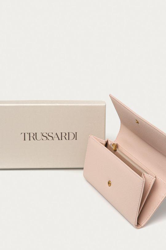 růžová Trussardi Jeans - Peněženka