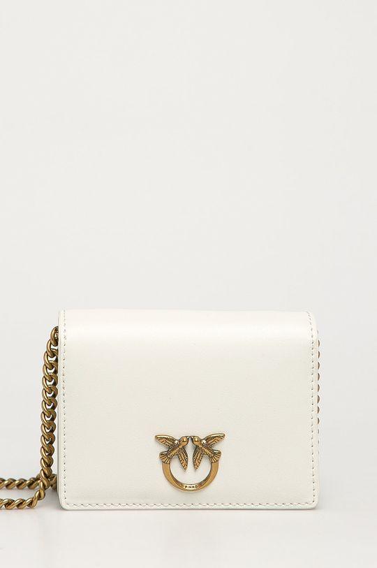 biela Pinko - Kožená peňaženka Dámsky