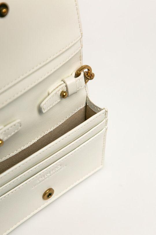biela Pinko - Kožená peňaženka