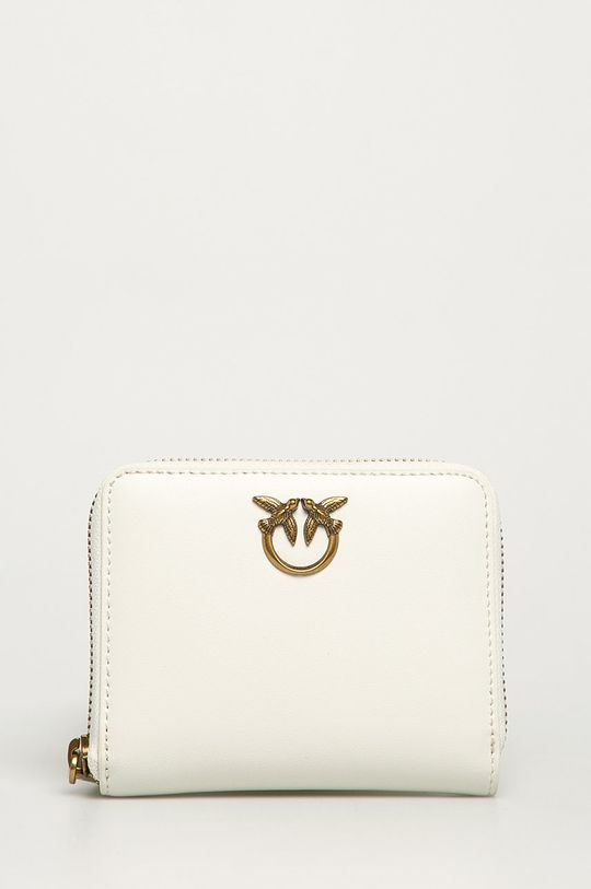bílá Pinko - Kožená peněženka Dámský