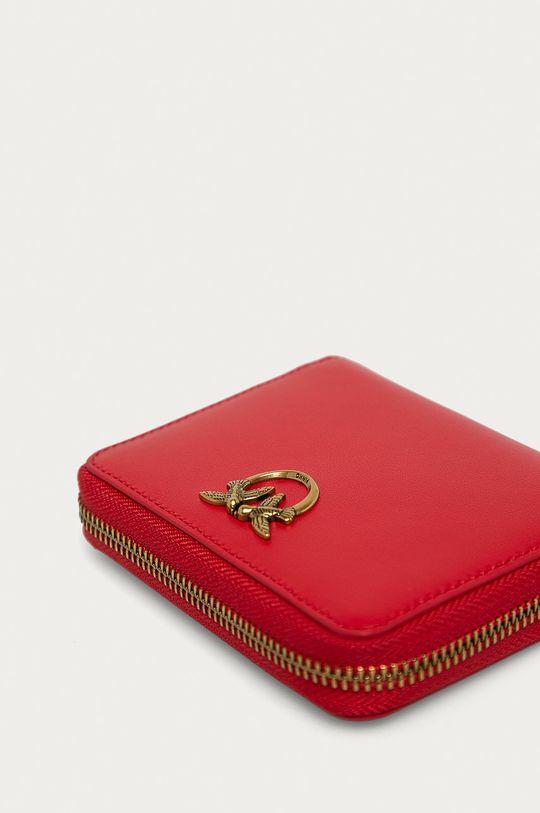 Pinko - Kožená peňaženka  100% Prírodná koža
