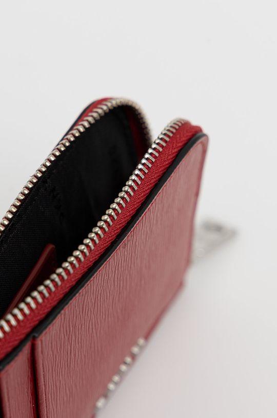 Dkny - Kožená peněženka  100% Přírodní kůže