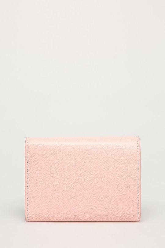 ružová Furla - Kožená peňaženka Ares