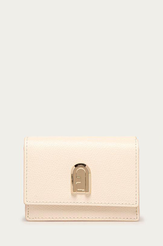 bílá Furla - Kožená peněženka 1927 Dámský