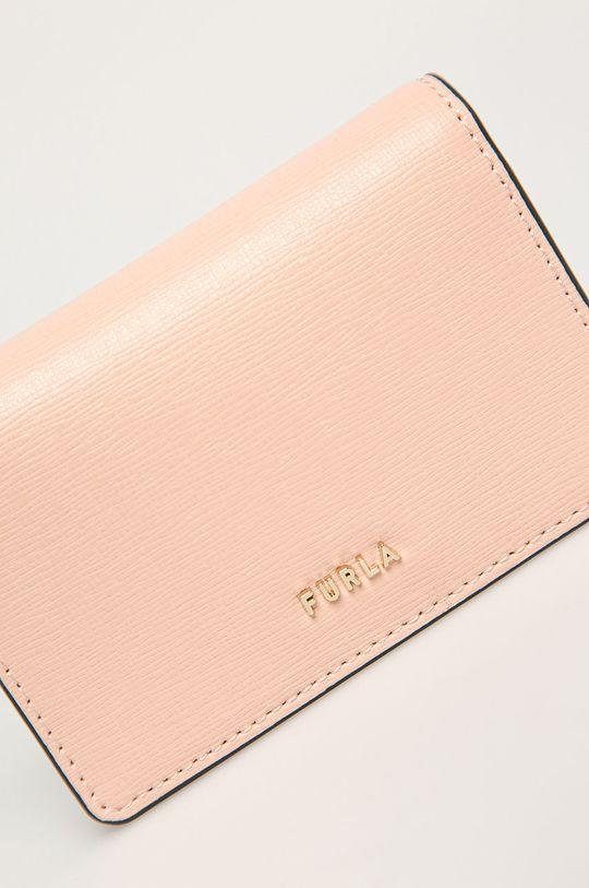 Furla - Portofel de piele Babylon roz