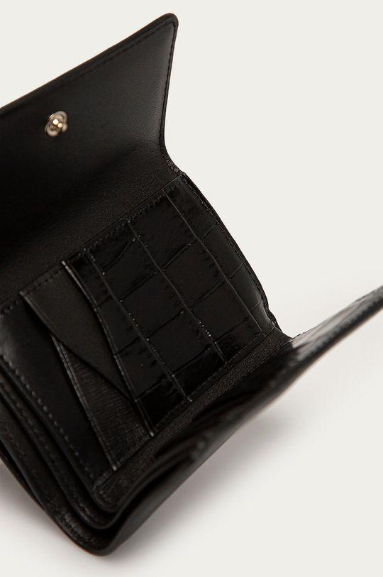 Furla - Portofel de piele Armonia negru