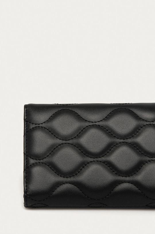 černá Furla - Kožená peněženka Mimi