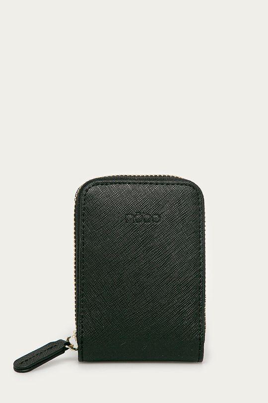 Nobo - Kožená peňaženka (2-pak)  Podšívka: 100% Polyester Základná látka: 100% Prírodná koža