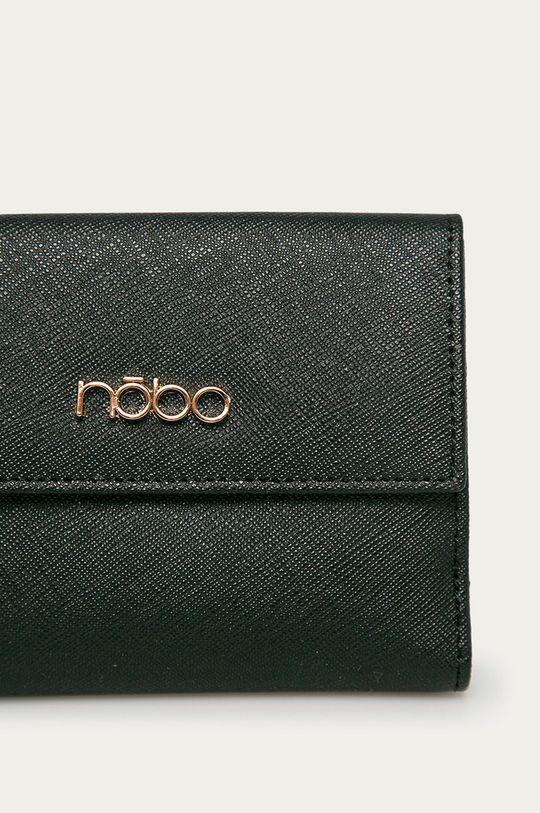 čierna Nobo - Kožená peňaženka (2-pak)