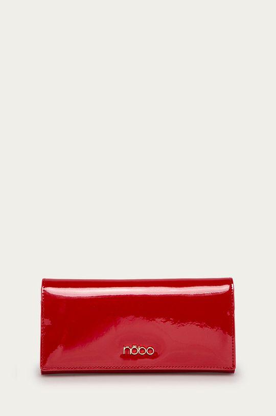 czerwony Nobo - Portfel skórzany Damski