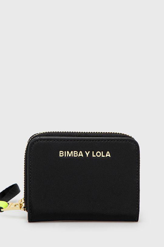 černá BIMBA Y LOLA - Peněženka Dámský