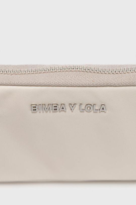 BIMBA Y LOLA - Portfel kremowy